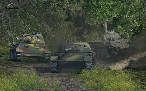 XBL Silver üyeleri de World of Tanks'i deneyecek