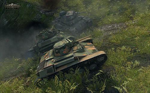 World of Tanks 360 betası başladı