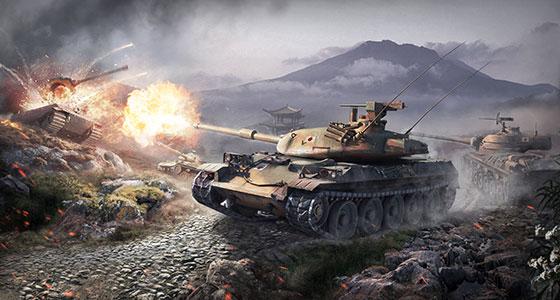 World of Tanks 8.10 güncellemesi çıktı