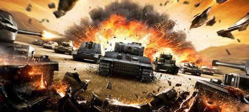 World of Tanks Xbox 360'a geliyor!