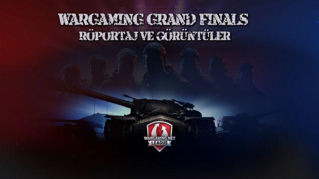 World of Tanks büyük finalinden izlenim ve röportajlar
