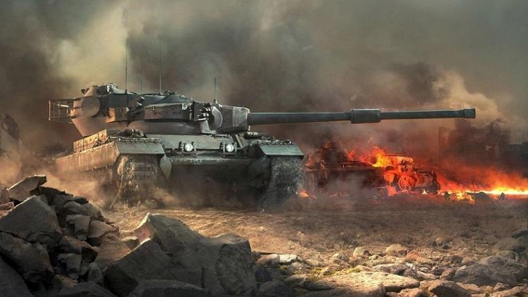 World of Tanks - Büyük Savaşlar Modu