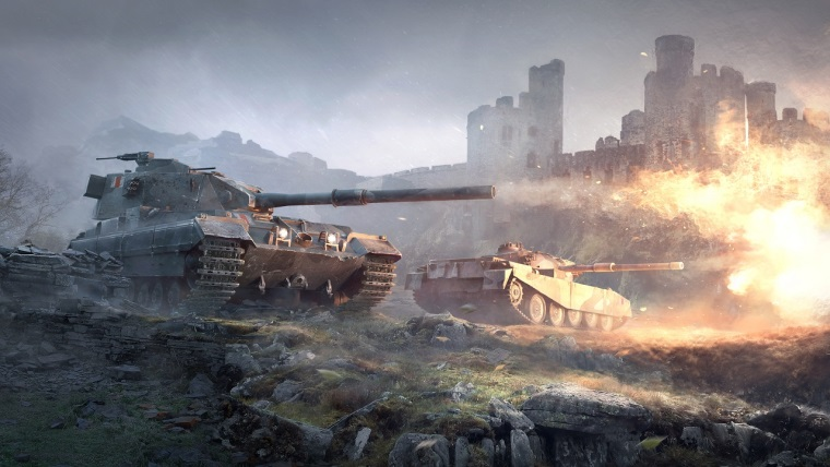 World of Tanks'deki favori tankınız hangisi?