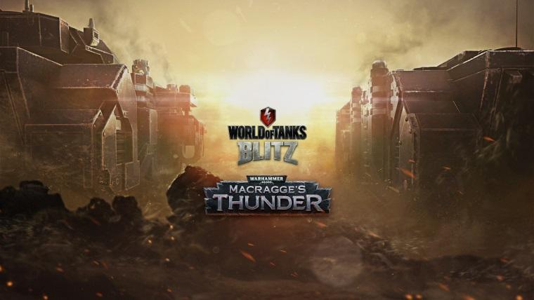 Warhammer 40K'dan World of Tanks'a transfer var
