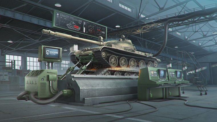 World of Tanks, 1.0 ile yeni grafik motoruna kavuşuyor!