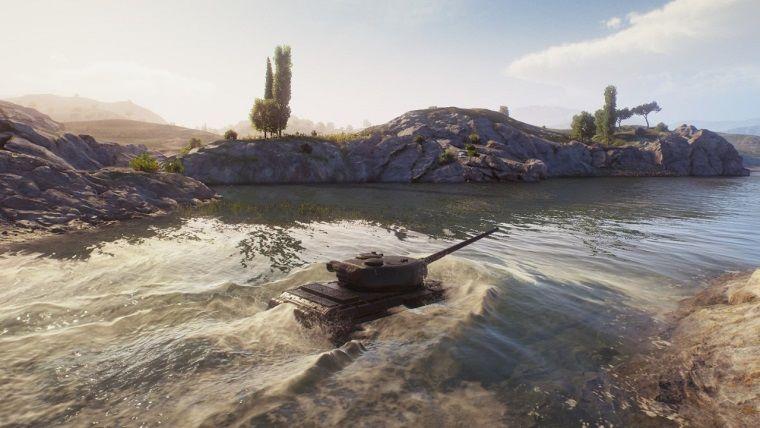 Bilgisayarınız World of Tanks'in yeni sürümü için hazır mı?