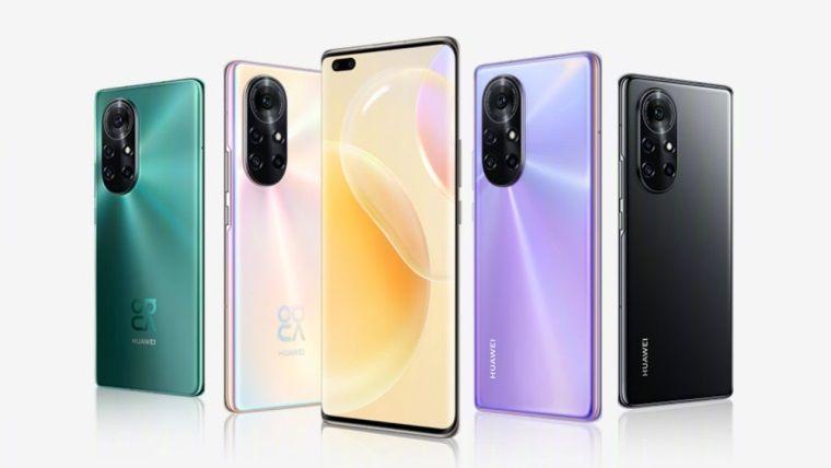 Huawei Nova 8 ve Nova 8 Pro tanıtıldı