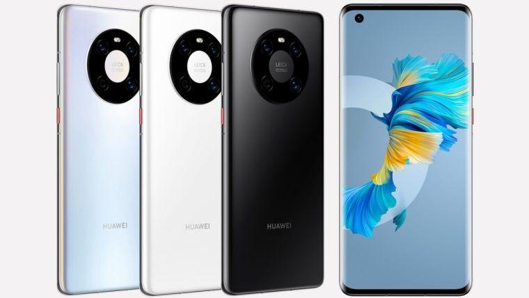Huawei Mate 40E 5G tanıtıldı