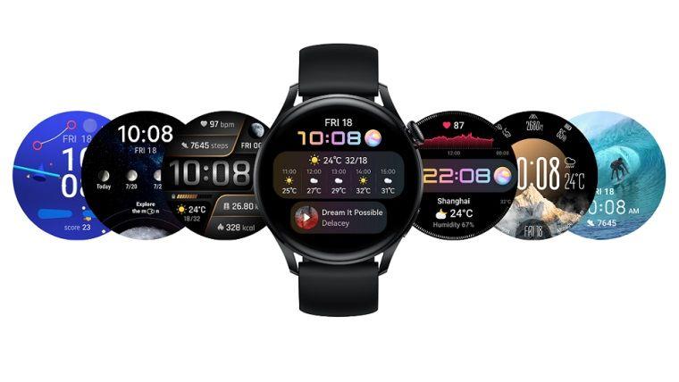 Huawei Watch 3 Türkiye'de satışa sunuldu