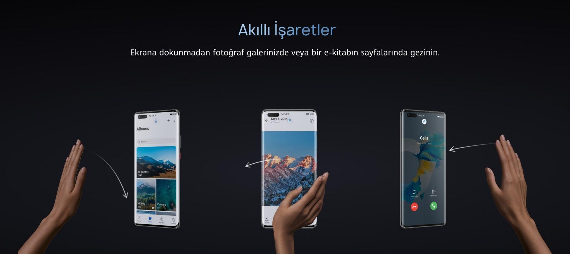 Huawei Mate 40 Pro ön siparişe açıldı