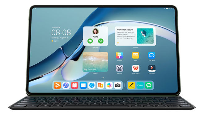 Huawei HarmonyOS 2.0 ve yeni ürünleri tanıtıldı