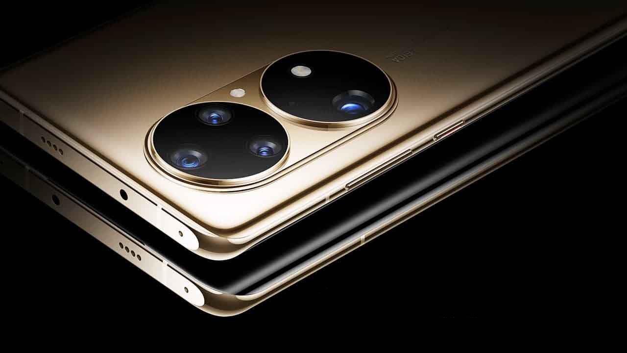 Huawei P50 announced with HarmonyOS 2.0