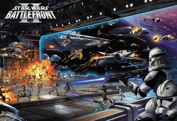 Battlefront yapım aşamasında!
