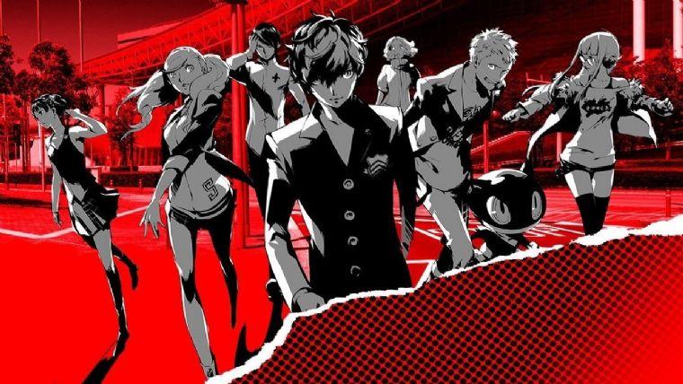 Persona 5'in anime serisi geliyor