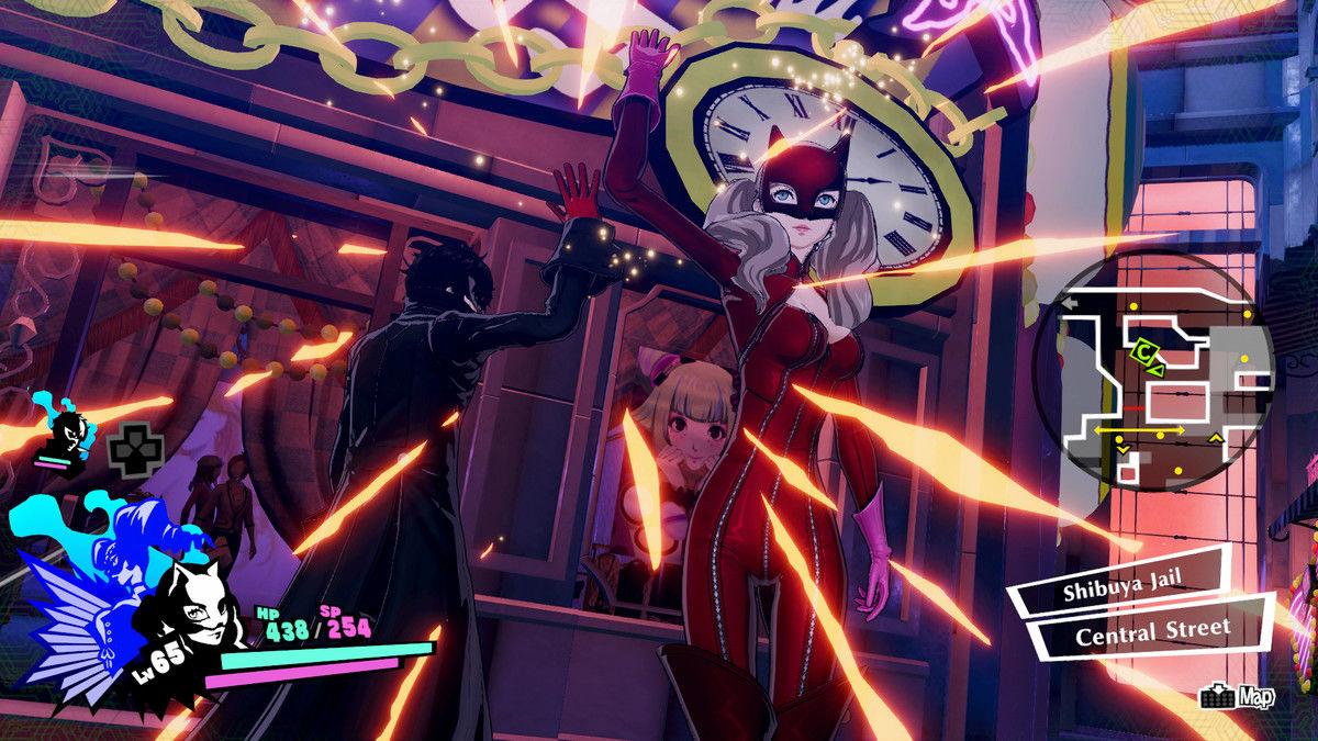 Persona 5 Strikers western debut trailer released