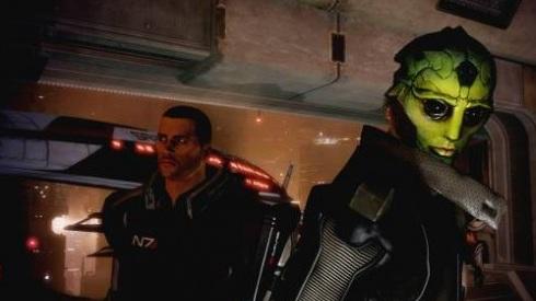 Mass Effect 4'ün ana karakteri insan olmayabilir