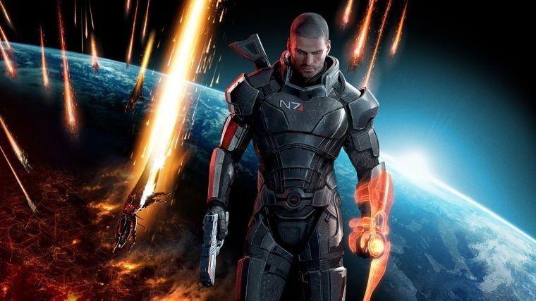 Bioware'in Mass Effect Tweet'i heyecan yarattı