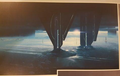 Yeni Mass Effect oyunundan konsept çizimler geldi
