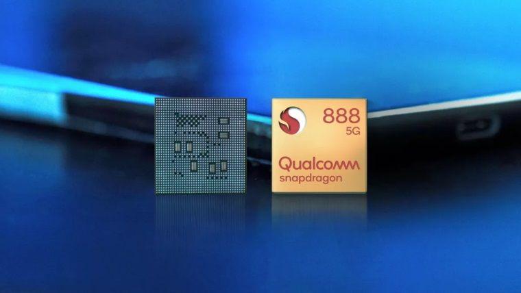 Snapdragon 888 yonga seti detaylandırıldı