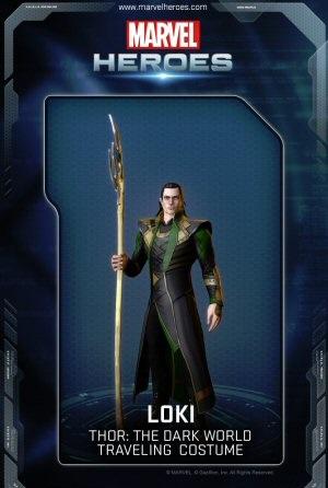 Loki sonunda geldi!