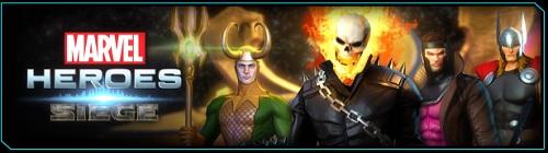Marvel Heroes kahramanlarına özel indirim