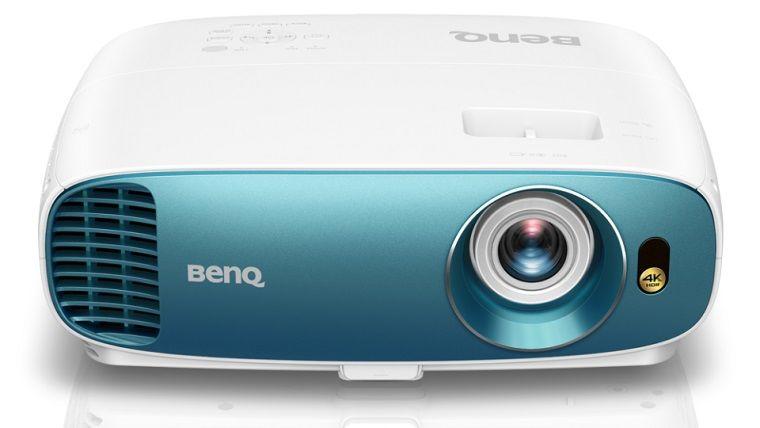 BenQ'nun spor severlere yönelik 4K projektörü TK800 duyuruldu