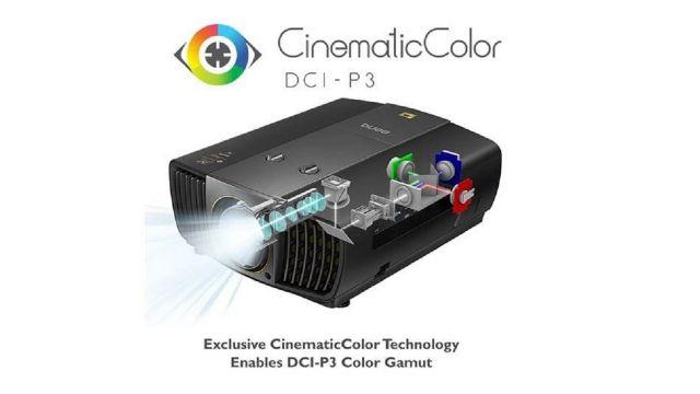 BenQ ilk DLP 4K UHD LED Ev Sineması Projektörünü Tanıttı