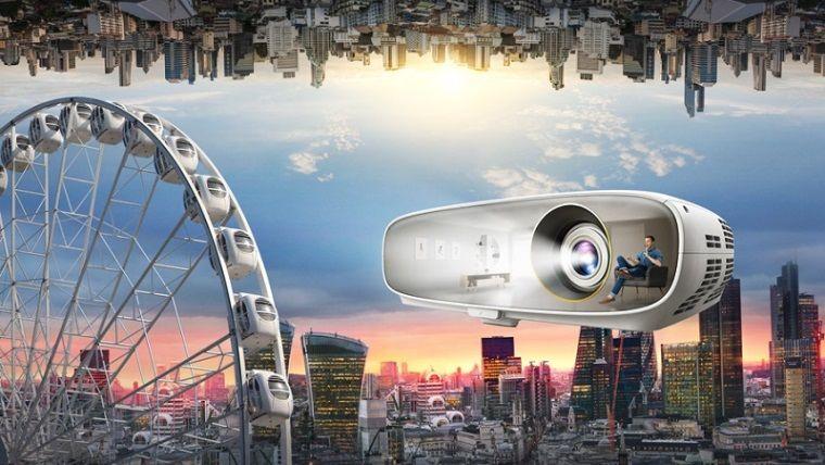 BenQ, 4K UHD HDR özellikli sinema projektörü W1700'ü tanıttı