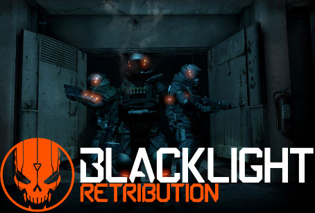 Bir PS4 Oyunu: Blacklight Retribution