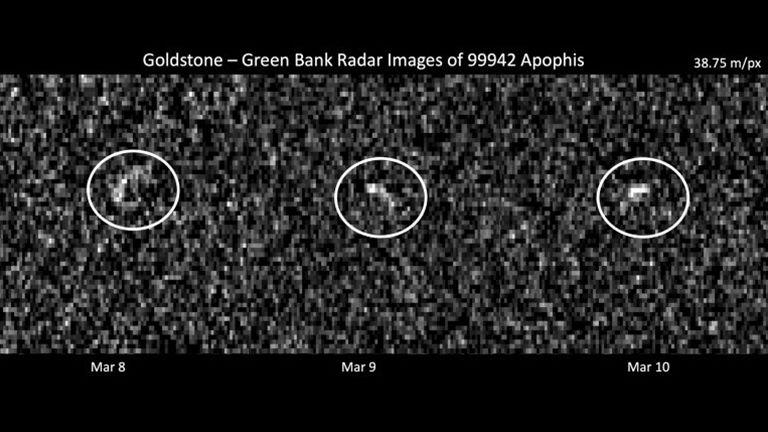 Asteroid Apophis: 'Kaos Tanrısı' dünyaya çarpmayacak