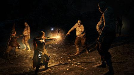 Dragon's Dogma Dark Arisen'da karanlık görüntüler