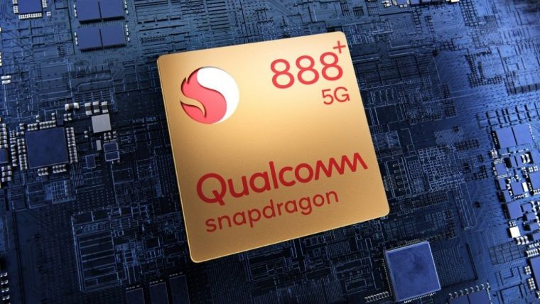 Snapdragon 888+ işlemcisi gün yüzüne çıktı