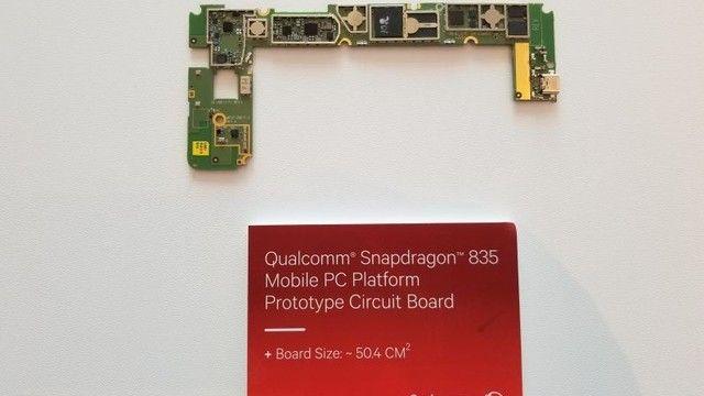 Snapdragon 835 Windows 10 PC'lere de güç verecek