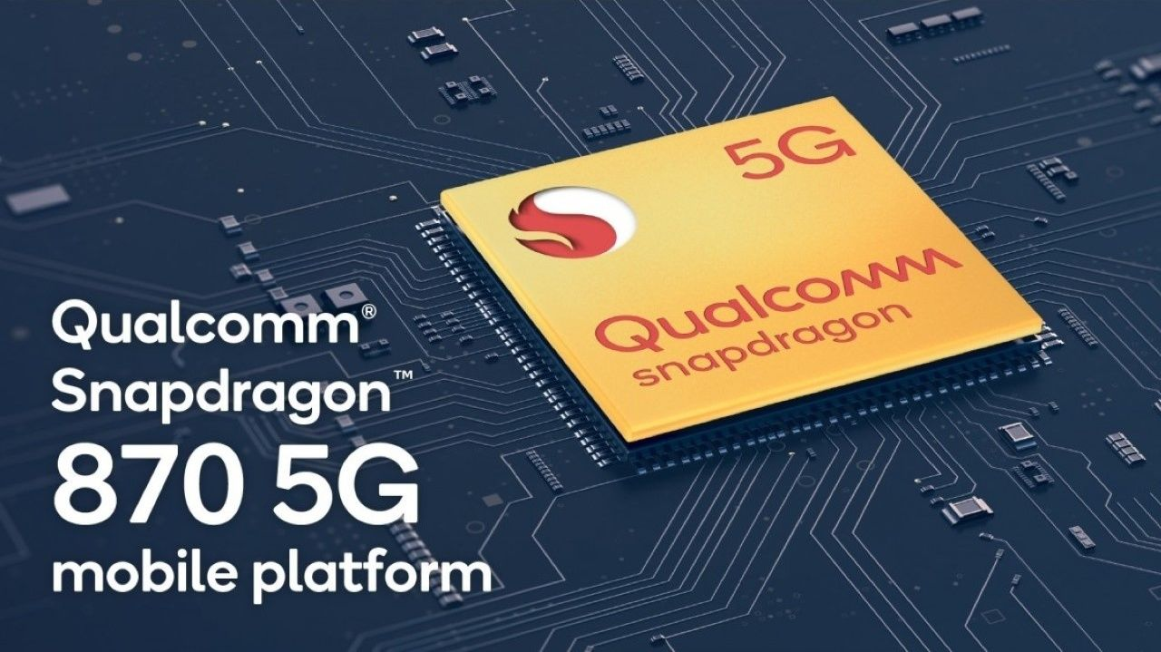 Snapdragon 870 yonga seti tanıtıldı