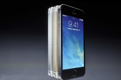 Ve assolist: iPhone 5S