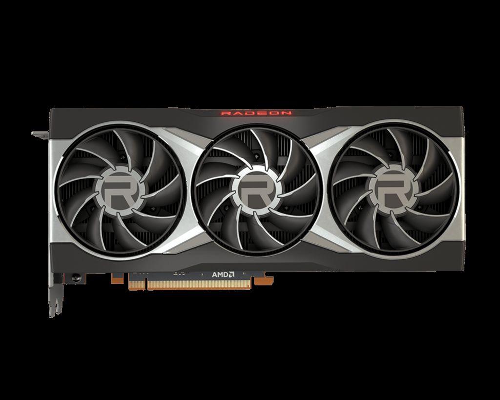 MSI, RX 6900 XT serisi ekran kartlarını duyurdu