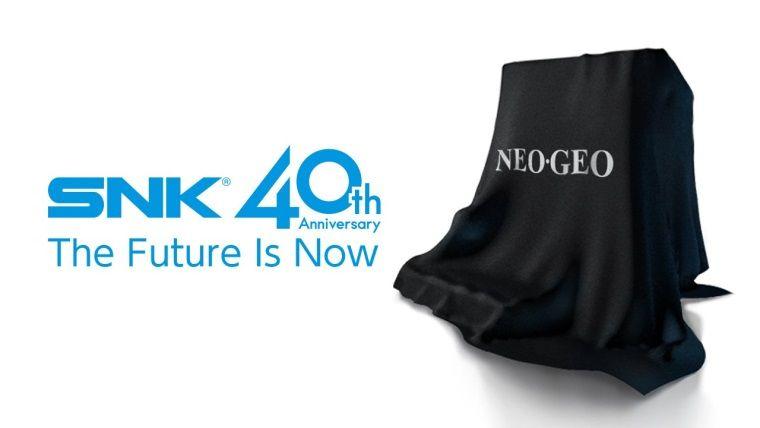 Efsanevi SNK'nın yeni oyun konsolu yakında oyunculara sunulacak