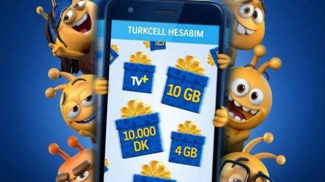 Turkcell müşterilerinin internetlerini ikiye katlıyor