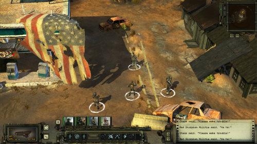 Bağış yapanlar için Wasteland 2 vakti!