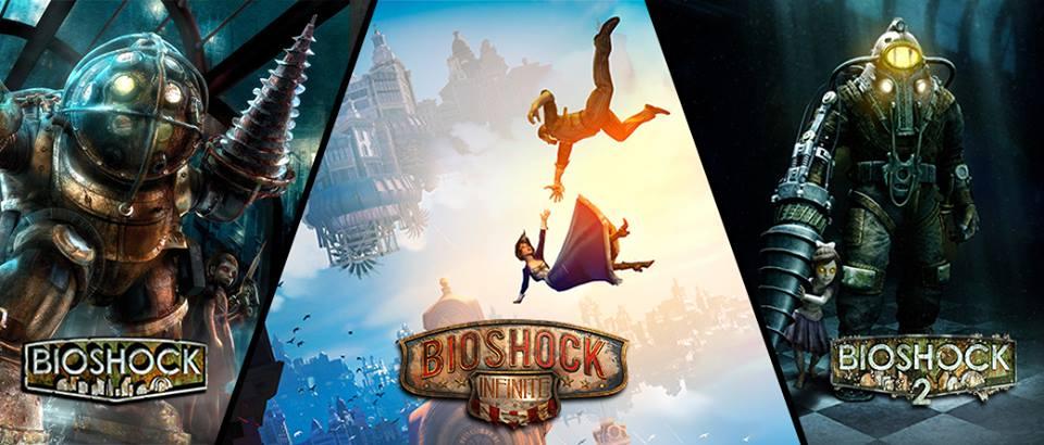 Bioshock serisi %75'e varan indirimlerle sizlerle