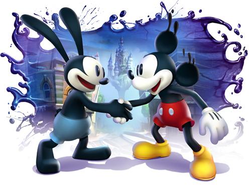 Epic Mickey 2: The Power of Two'da yapılacaklar listesi