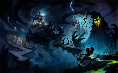 Epic Mickey 2 The Power of Two (PS3 inceleme)