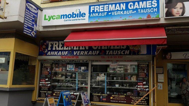 Berlin'de Açılan Bir Türk'e Ait Muhteşem Retro Oyun Mağazası