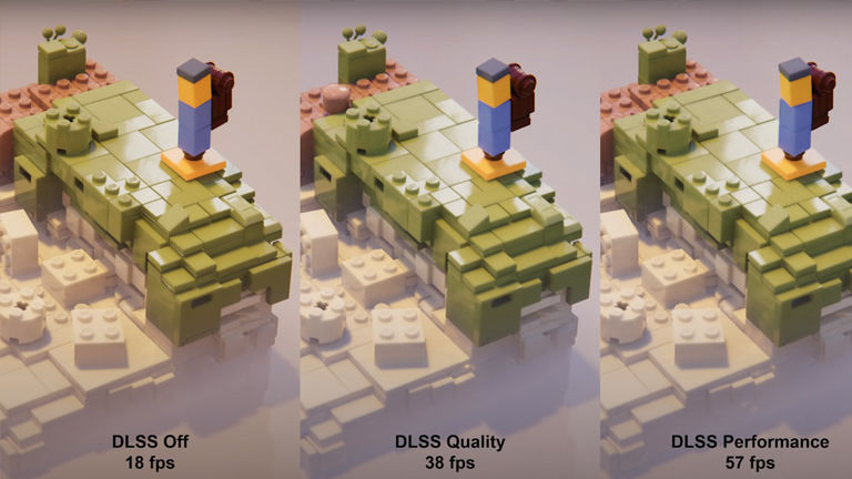 Unity DLSS support will be added before the end of this year