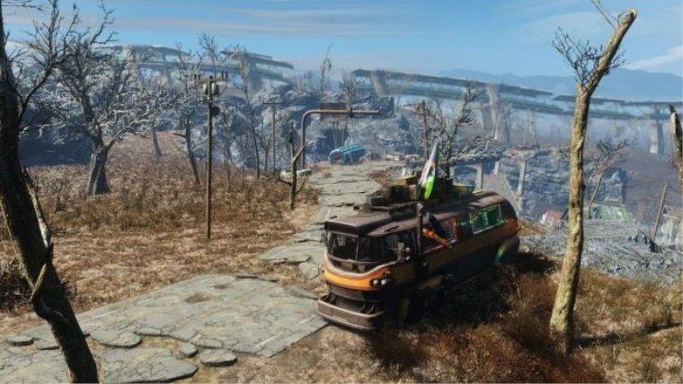 Fallout 4 için Fallout Miami modu yapıldı
