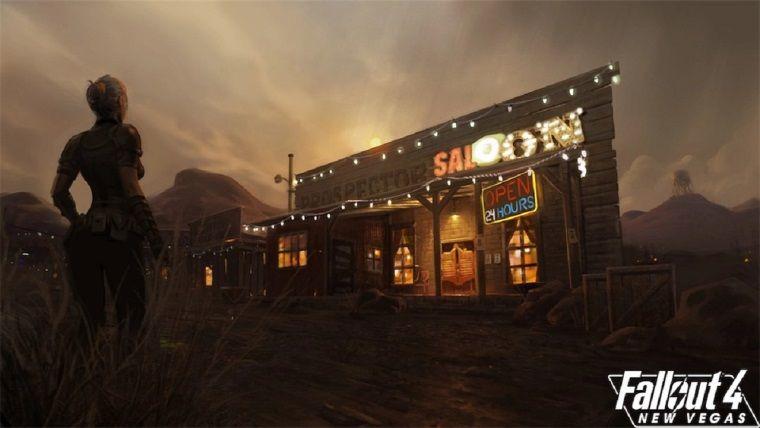 Fallout 4: New Vegas için oynanış videosu yayınlandı