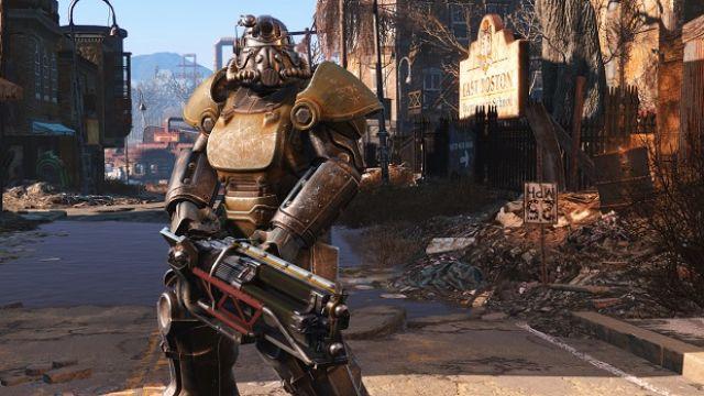 Fallout 4 tüm hileler!