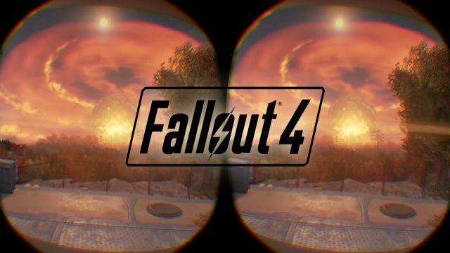 Fallout 4 VR karşımızda!
