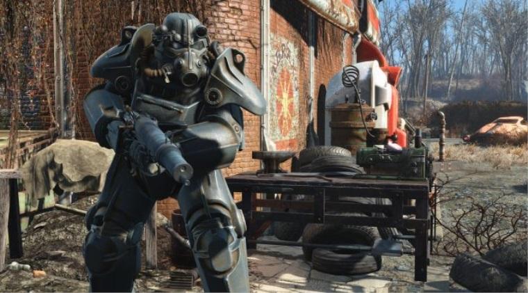 Fallout 4'ün paralı mod güncellemesi beta olarak yayınlandı