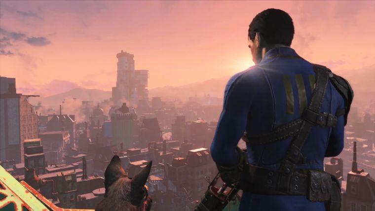 Fallout 4 GOTY Edition Switch'e gelebilir